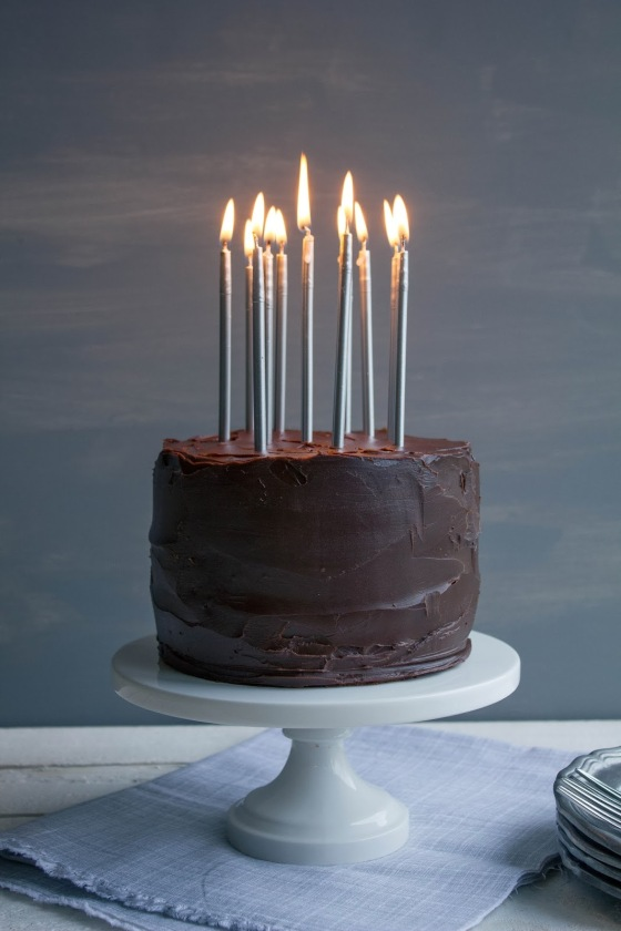 Chocolate PB Cake 1